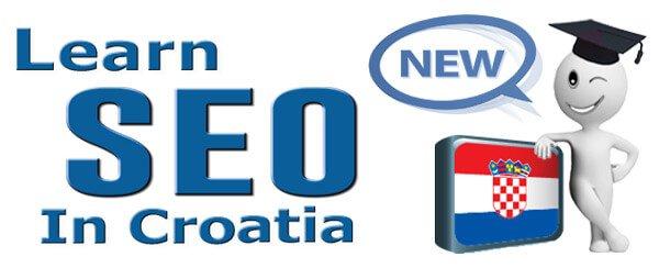 Learn seo in Croatia