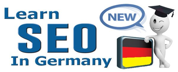 Learn seo in Germany
