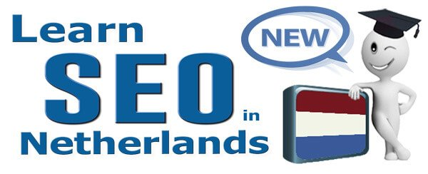 Learn seo in Netherlands