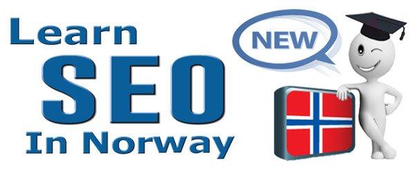 Learn SEO in Norway